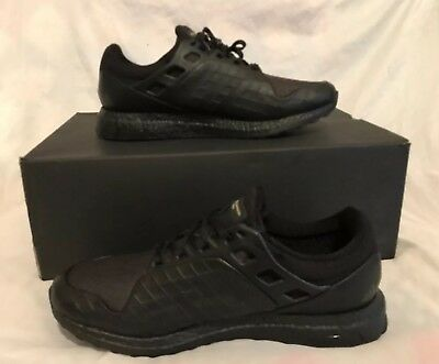 buy popular 83dff 4d2c9 Adidas Trainers Porsche Design Sport Ultra Boost PDS Triple Black Uk 9.5