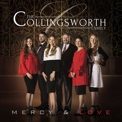 The Collingsworth Family - Mercy & Love [New CD]