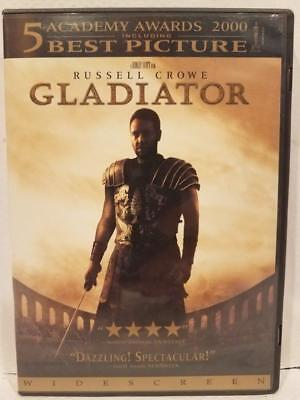 Gladiator Russell Crowe (DVD, 2003, Limited Edition Packaging) Used