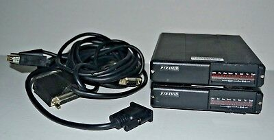 Lot of 2 Pyramid SVR-200V  VHF (150-174 MHz ) Vehicle Repeaters w/cables