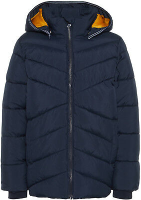 Parka Name Jungen It Nkmmil Warm Winterjacke Anorak DHIE29YeW