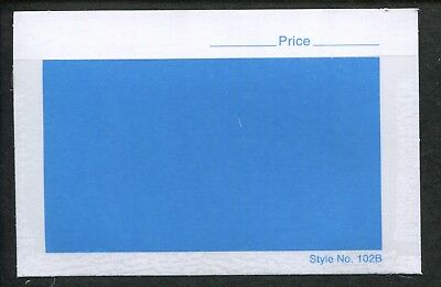 Lot of 3 Boxes 3000 Count 102B Dealer Stamp Collector Stock Cards 4-1/4 x 2-3/4