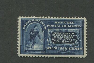 1895 US Special Delivery Stamp #E5 Mint Hinged F/VF Original Gum