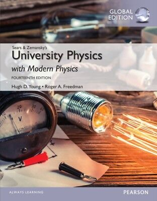 University Physics with Modern Physics (Paperback), Young, Hugh D...