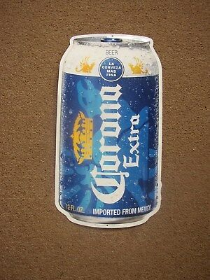 Corona Extra tin Bar Sign