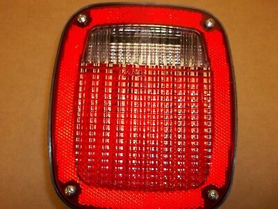 New Grote 5090 Right Tail Light with 9130 Lens