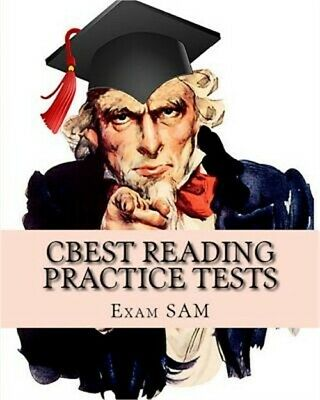 CBEST Reading Practice Tests: CBEST Test Preparation Reading Study Guide (Paperb