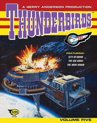 Thunderbirds Comic: Volume V, Anderson, Gerry, New