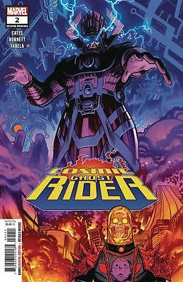 Cosmic Ghost Rider #2 Variant 2Nd Printing Dylan Burnett Galactus Donny Cates