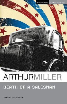 """""""Death of a Salesman"""" (Student Editions) by Arthur Miller 