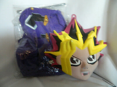 Yu-Gi-Oh! Child Costume Size L 12-14 New in Package   B101