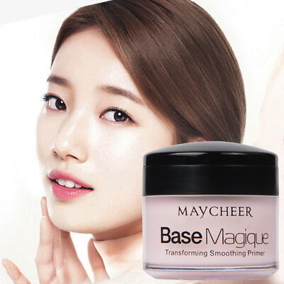 15ml Invisible Makeup Base Face Primer Smooth Wrinkle Cover Concealer Long Last