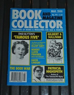 Book Collector # 174 Sept 1998 - Agatha Christie, Cumbria, D.H Lawrence