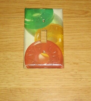 LIFESAVERS Life Savers Candy LIGHT SWITCH COVER PLATE B