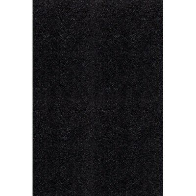 Dream Shaggy Carpet in Different Sizes 50mm High Pile Rugs Runner - Round