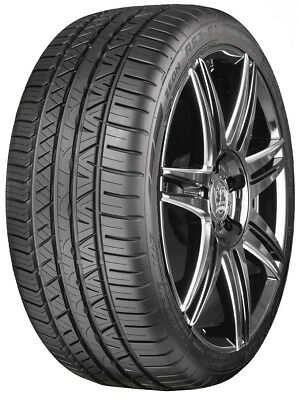 2 NEW 225//45-17 COOPER ZEON RS3-G1 45R R17 TIRES 31730