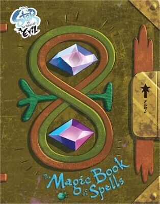 Star vs. the Forces of Evil: The Magic Book of Spells (Hardback or Cased Book)