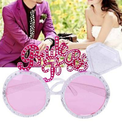 Bride To Be Glasses Bride Sunglasses Eye Decoration Bachelorette Hen Party