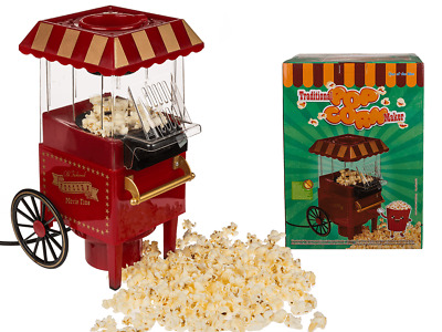 Traditional Retro Popcorn Maker - Home Fun Food Party Wedding