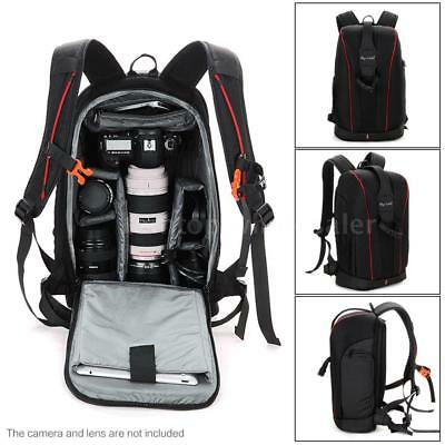 Waterproof Outdoor Photography Shoulder Bag Case Backpack For Nikon Canon Camera
