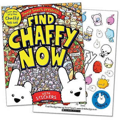 Find Chaffy Now, Jamie Smart, New