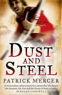 Dust and Steel, Patrick Mercer, New