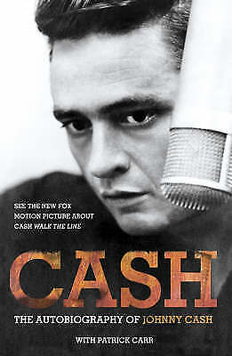 Cash: The Autobiography, Johnny Cash, New