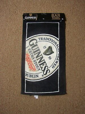 Guinness Extra Stout Label Bar Towel