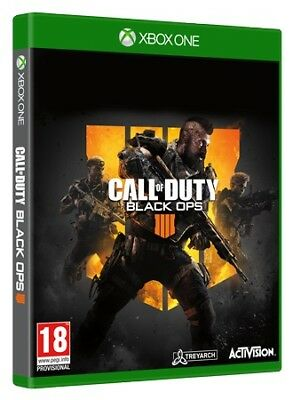 Call of Duty Black Ops 4 Xbox One ***PRE-ORDER ITEM*** Release Date: 12/10/18