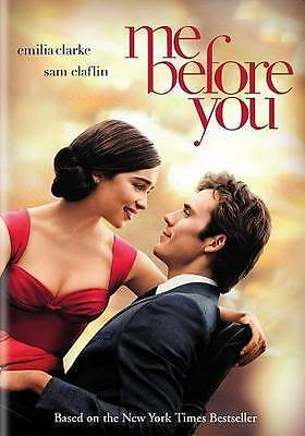 Me Before You (DVD, 2016) BRAND NEW AND SEALED