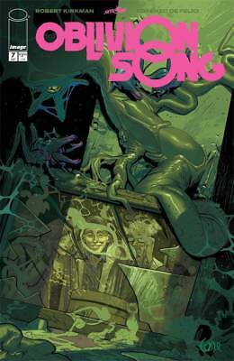 Oblivion Song #7 Robert Kirkman Image Comics 1st Print 2018 unread NM