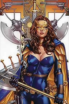 Belle Beast Hunter #5 (Of 6) Cvr C Anacleto - 10/3/18