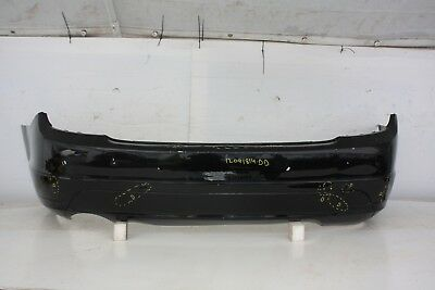 Genuine Mercedes C Class W204 Saloon Rear Bumper 2007 To 2011 P/n: A2048850625