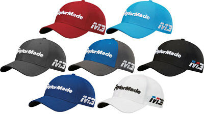 TaylorMade New Era Tour 39thirty M3 Golf Hat Cap - Choose Color   Size! ae657deb5