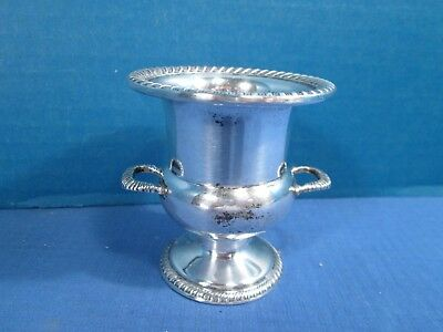 Sterling Silver - Miniature Cigarette / Toothpick Urn  Holder- Fisher - 2501