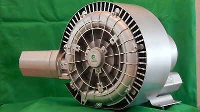 Side Channel Blowers, Vacuum Pump A140S 230 V 0,7 Kw + 240 Mbar