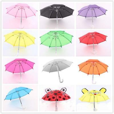 2pcs Accessories Decoration Umbrella For 18 inch Girl Doll My Life Doll 18 inch