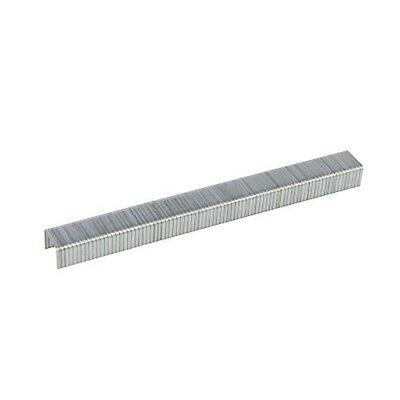 Fixman 516813 Type 140 Staples 5000pk 10.6 x 8 x 1.2mm, Silver - 106 12mm