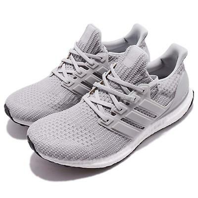 detailed look f91e7 4f0d8 adidas UltraBOOST 4.0 Continental Grey White Men Running Shoes Sneaker  BB6167