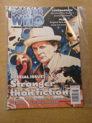 Doctor Who #305 2001 Jun 27 British Weekly Monthly Magazine Dr Who Dalek Mccoy