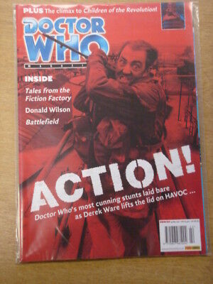 Doctor Who #317 2002 May 29 British Weekly Monthly Magazine Dr Who Dalek