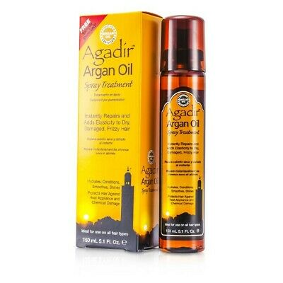 Agadir Argan Oil Hydrates, Conditions, Smoothes, Shine Spray Treatment 150ml