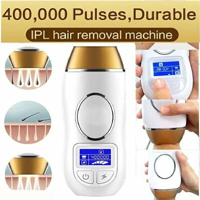 LCD Display Compact Women Hair Removal Device Electric Pulsed Light EpilatorXF