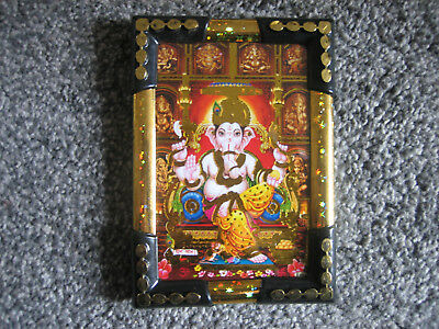 Framed Picture Of Hindu God Lord Ganesh