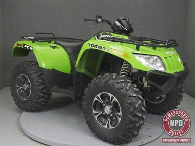 2016 Arctic Cat 1000Xt Atv