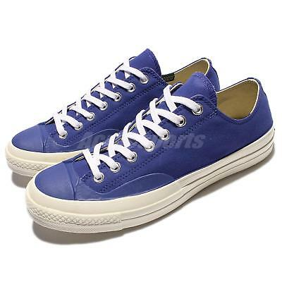 1625cf4ddb68d8 Converse First String Chuck Taylor All Star 70 OX Blue 1970s Blue Men  155449C