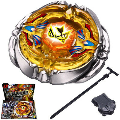 Flash Sagittario 230WD Beyblade BB-126 ii rapidity 4d STARTER SET WITH LAUNCHER!