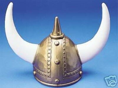 Viking Helmet Warrior Nordic Hat Costume Dress-up NeW