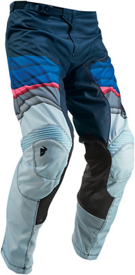 Thor Womens Pulse Depths Pants / Ocean/Pink - All Sizes