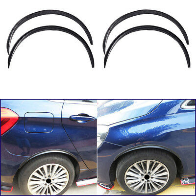 Wheel Eyebrows protector Fender Flare Cover Exterior Replacement Accessory